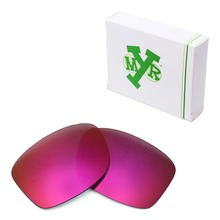MRY POLARIZED Replacement Lenses for Oakley Jupiter Squared Sunglasses Midnight Sun