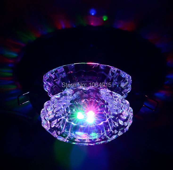 New Fashion LED Crystal LED downlight Fixture Lighting Chandelier aisle lamp passageway light  free shipping<br><br>Aliexpress