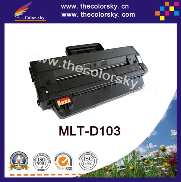 (CS-S103) Compatible toner cartridge for Samsung mlt-d103s mlt-103s mlt-103l ml-2950 ml-2951 ml-2955 ml-2956 (2500 pages)