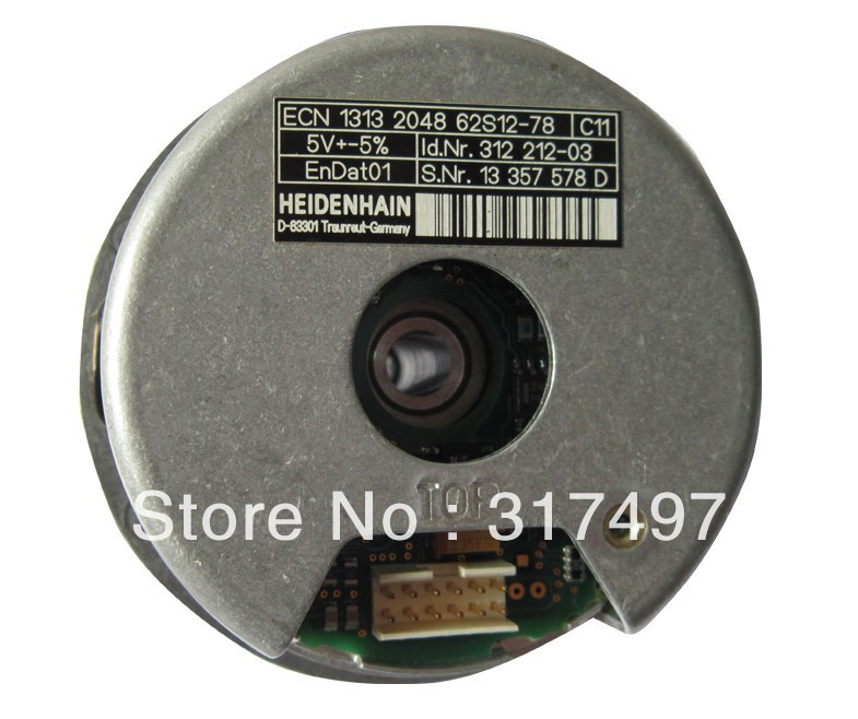 ELEVATOR USE ENCODER ECN 1313 2048 62S12-78 ID.NR 312 212-03 - EVER-GROWING PARTS CO.,LTD store