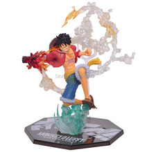 """Buy New 7"""" One Monkey D Luffy Battle Ver Figuarts Zero Without Box PVC Action Figure Collection Model Toy Gifts children for $14.75 in AliExpress store"""