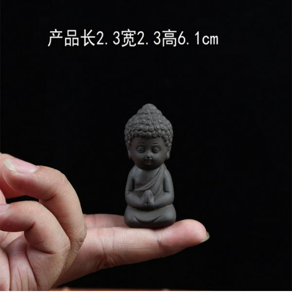 Traditional Little  Statue Tea Pet Decor Perfect Gift For Tea Lovers