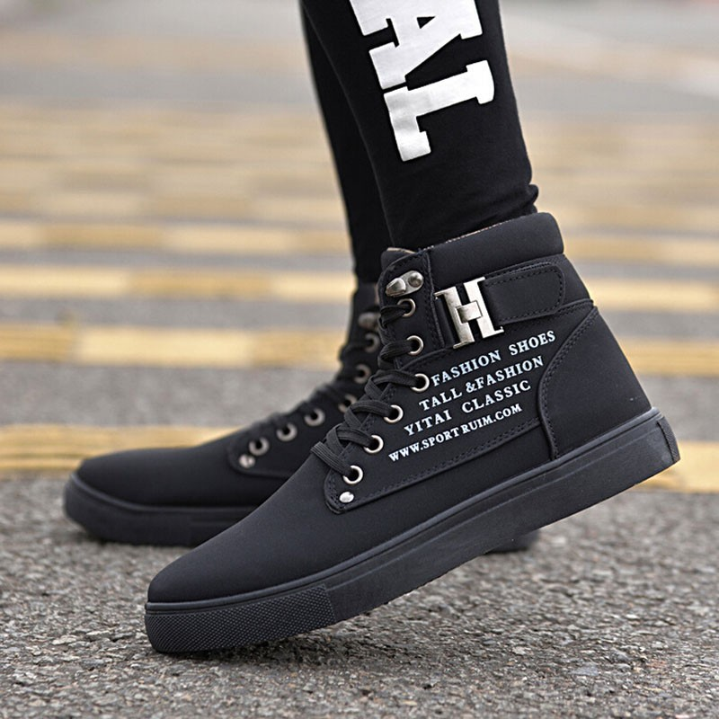 Мужская обувь на плоской платформе 1 871485