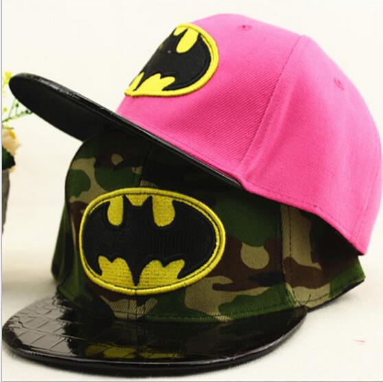 Free shipping Leather brim bat snapback cap cheap Outdoor summer cap kids Fashion rap cap Nice hats for boy camouflage casquette(China (Mainland))
