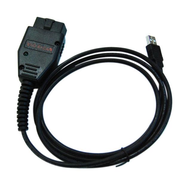 VAG K+CAN Commander Full 1.4 USB OBD2 II Diagnostic Scanner Tool 2pcs/pack(China (Mainland))