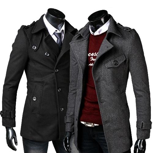 Anime Coat Design Coats Wool Coat Men Design