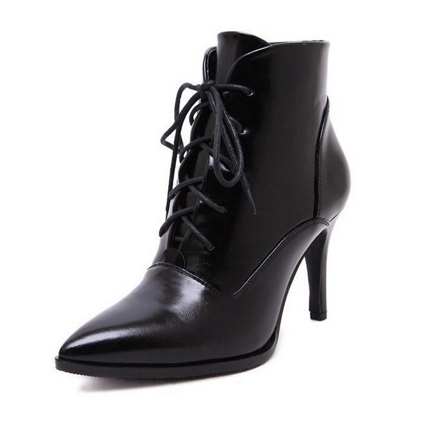 boots new trendy 2015 winter boots solid color