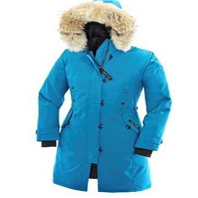 Women Long Downs Jacket Outdoor Parkas 2015 Winter Thick Warm Fur Collar Hooded Zippers XXL Plus Size Coat LJ3012