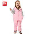 baby clothing set children hooded pants thicken winter warm clothes girls set cute koala cotton baby