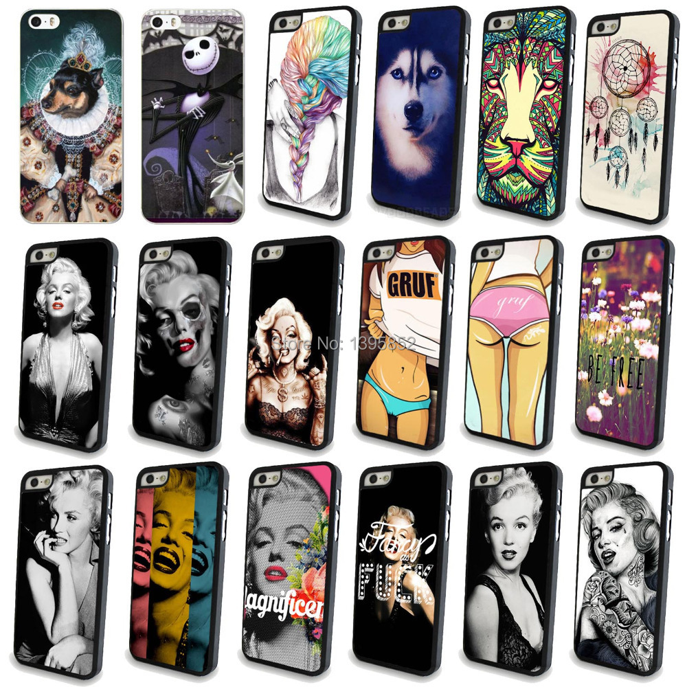 Special Discount! Sexy Lady Color Painted Pattern Phone Cases for Apple iPhone 5 5S 5G Hard Plastic Back Cover Cases Protective(China (Mainland))