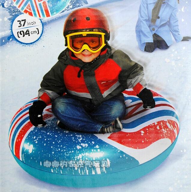 Inflatable Snow Tube ,Sledge ,Snow Tube Inflatable Snow Tube ,Sleds ,Skiing Tube , Size 37''(94cm)(China (Mainland))