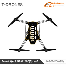 SmartX-B AirGear200 copter arm self-locking prop drone for DIY FPV (China (Mainland))