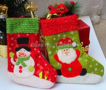 Vianočné ponožky na darčeky