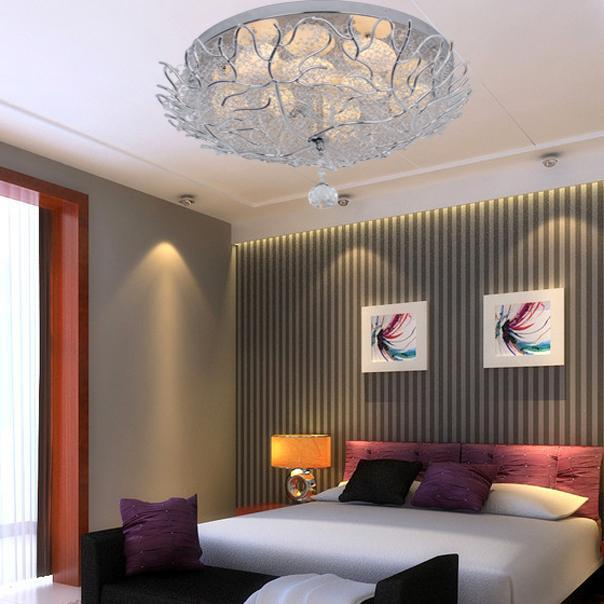 Round Aluminum Ceiling Living Room Roof Ceiling Lighting