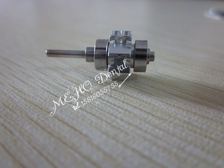 push dental cartridge with ceramic bearing Replacement 45 degree Turbine handpieces cartridge oral device dental materials(China (Mainland))