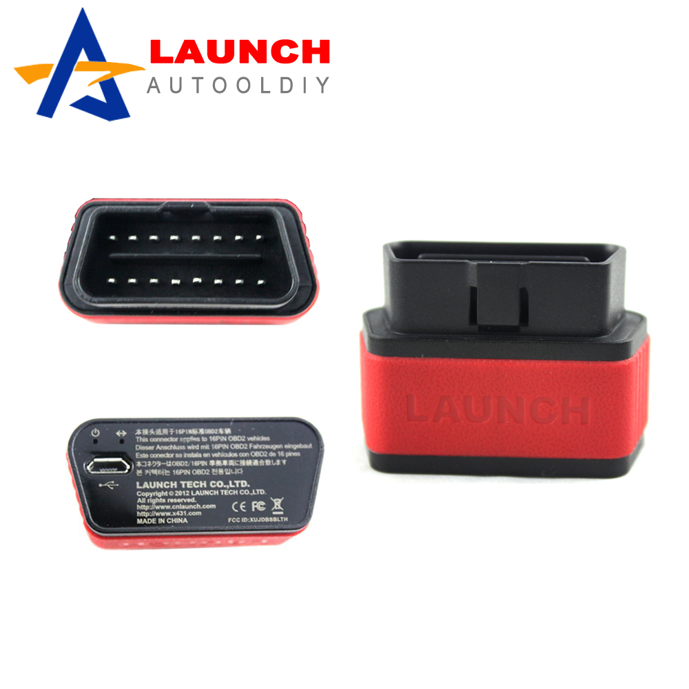 2016 Free Shipping 100% Original Launch X431 Diagun III/V/V+/PAD Bluetooth Connector Launch X431 Bluetooth DBScar Made with SN(China (Mainland))