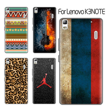 Phone Case lenovo K3 NOTE / A7000 5.5-inch Cute Cartoon Painted PC Hard Skin Back Cover Shell - Myding 3C Store store