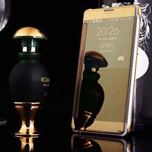 Buy Mirror Case Coque Samsung Galaxy A3 A5 A7 A8 A9 2015 2016 A310 A510 A710 Flip Cover Case Acrylic PC Smart View Window Fundas for $5.22 in AliExpress store
