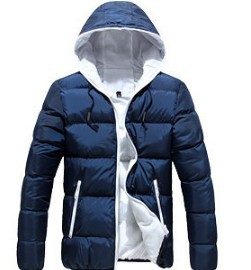 2015 Winter men s clothes outdoors sport coat down jacket coat thick warm Parka Coats Jackets