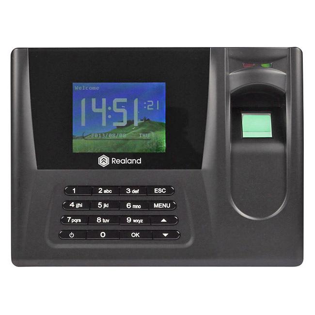 electronic time card machine