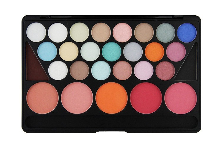 10pcs Professional Makeup Kit 28 Color Fashion Makeup Palettes Cosmetics Matte Make Up Palette Foundation Cosmetic Set For Women<br><br>Aliexpress
