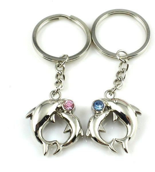 144 couple key chain personalized cartoon couple key chain 2 is a pair