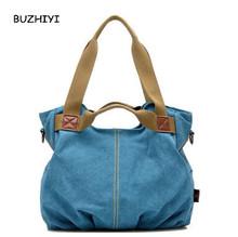 2015 New Hot Canvas Women Bag 2015 New Casual Women Messenger Bags Vintage Fashion Women s