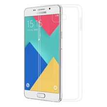 Ultra thin TPU Soft transparent Silicone Case SAMSUNG GALAXY Note 7 A3 A5 A7 A8 A9 J1 J2 J3 J5 J7 2016 S7 Edge S6 - Bestbuy Trading Co.,Ltd store