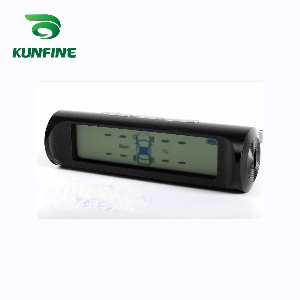 Tyre Pressure Monitoring System 2