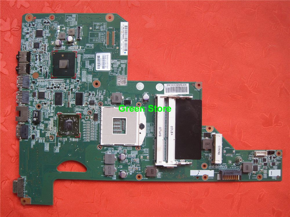 For HP CQ62 G62 G72 Series 615381-001 Laptop Motherboard,Fully Tested & Working Perfect