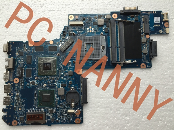 Original H000051770 Motherboard for toshiba Satellite L850 C850 C855 PLFCSF 45W REV2.1 SLJ8E DDR3 With 2GB Graphics 100% Tested(China (Mainland))