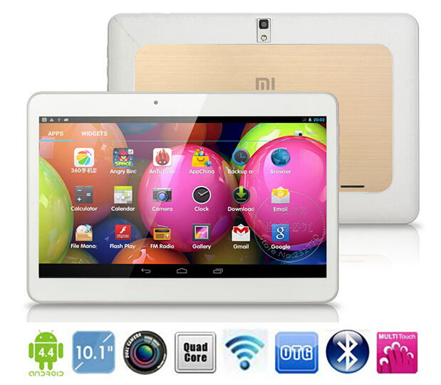 Планшетный ПК Xiaomi 10 IPS MTK6582 Quad 2 HDD 32 3G GPS Bluetooth Wifi SIM