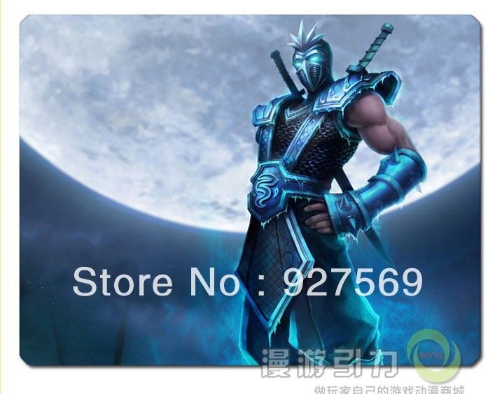 Buy The Best Quality Cheap Frozen Shen Mouse Pad 02 300*250*5mm Free Shipping(China (Mainland))