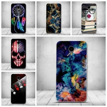 for Meizu M2 Note Case 5.5 inch Perfect Design Colored Paiting Back Soft TPU Cover Case For Meizu M2 Note Phone Cases Silicon