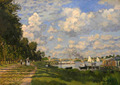 Reproduction of Monet s Artwork Impressionist Style Hand Painted Oil Painting on Canvas for Home Decoration
