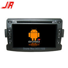 Quad Core Android 4.4 Car DVD GPS player FOR Renault Duster Quad Core A9 1.6GHz car audio car multimedia car stereo(China (Mainland))