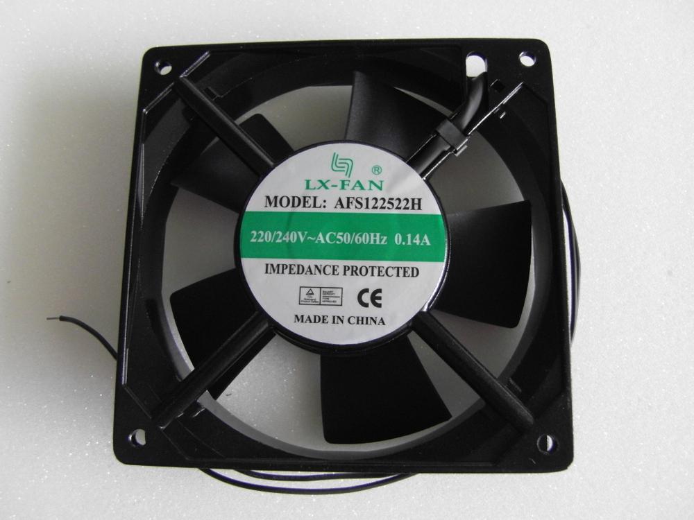 12 Axial Fan : Brand new cm mm v ac fan afs h sleeve