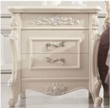 высокое качество кровати моды французский Европейский резные кровати прикроватные 1,8 м 4891