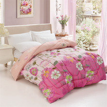 NEW style 2015 Summer Printed Quilt Air Conditioning Polyester Cotton Thin Style Letter Windmill Home Quilt ,SIZE:150X200cm.(China (Mainland))