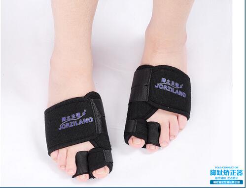 (1 pair) Child Adult hallux valgus braces night outside with anti-Tim toe separator hallux valgus foot care free shipping(China (Mainland))
