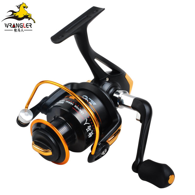 metal fishing reel fishing round long round wheel quality fish wheel High-grade fish wheel trolling reel