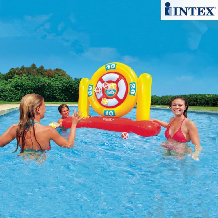 Compra intex juguetes inflables online al por mayor de for Piscina inflable intex