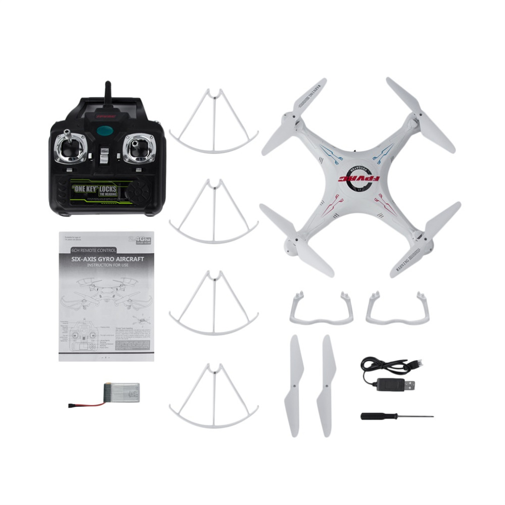 Newest FPVRC K5C VS Syma X5C with 2.4G 4-Channel HD 4 Axles RC Quadcopter 360 degree For FPV RC K5C with Camera Free Shipping<br><br>Aliexpress