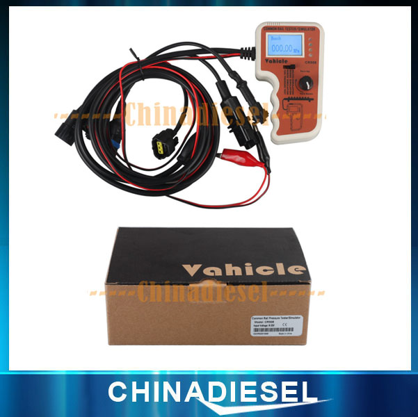 For Denso/BOSCH/Delphi Cr508 Common Rail Diesel Engine Pressure Tester and Simulatorby Rail Pressure Tester(China (Mainland))