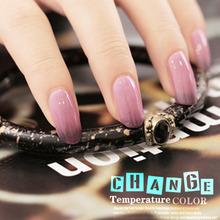 Candy Lover HOT 1 PCS Temperature Change Nail Color UV Gel Polish Nail Gel for Nail