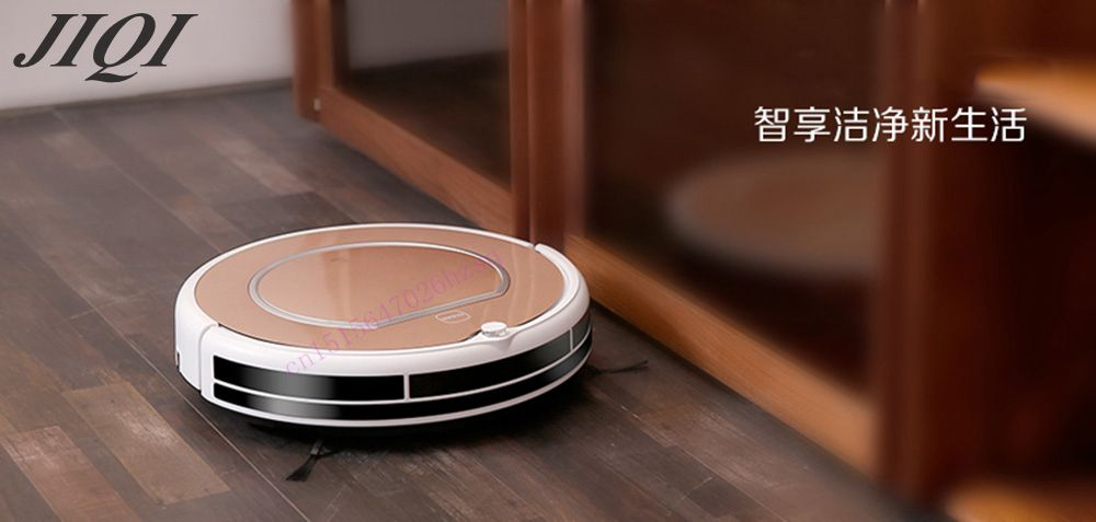 Household robot sweeper Intelligent Vacuum cleaner cleaning and mopping machine(China (Mainland))