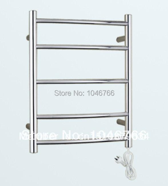 Heated Towel Rack, Stainless Steel Towel Warmer, Electric Towel Rail, Towel Holder,bathroom