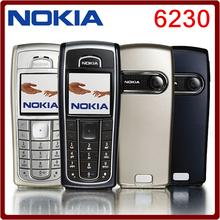6230i Original Unlocked Nokia 6230i 850mAh Support Russian Keyboard & Arabic Keyboard Cellphone Free Shipping(China (Mainland))