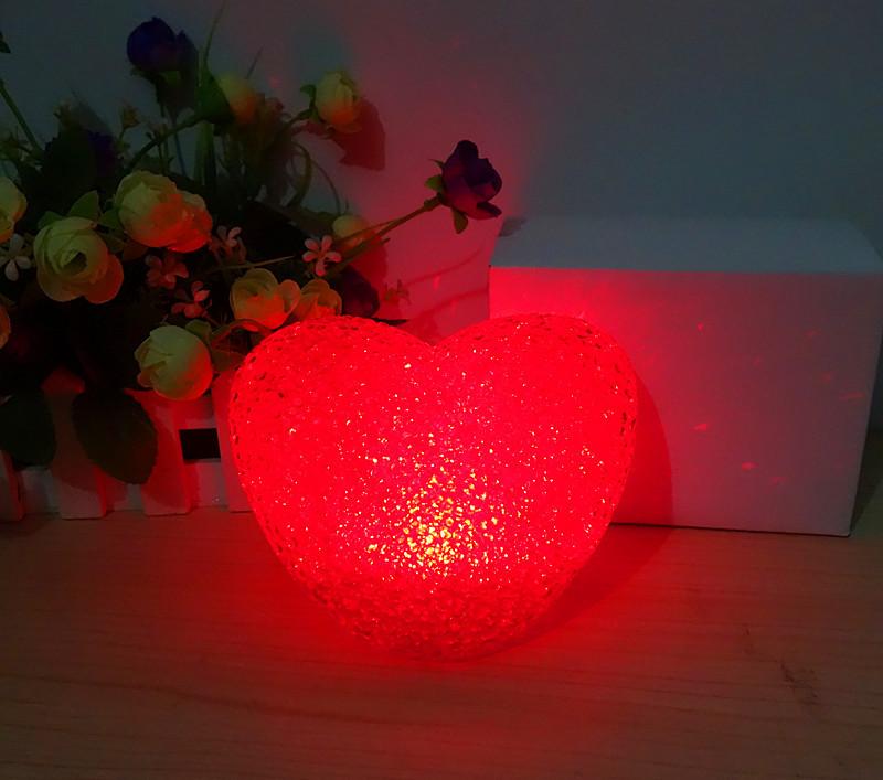 Small love led night light 6