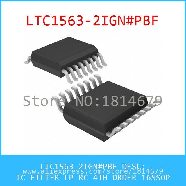 Diy интегральные схемы LTC1563